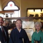Leon Kapp, Mr. e Mrs. Yoshihara